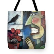 The Bird Watcher Tote Bag