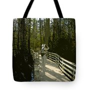 The Birder Tote Bag