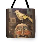 The Birdman Of Alcatraz Tote Bag