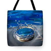 The Birth Of Blue Tote Bag