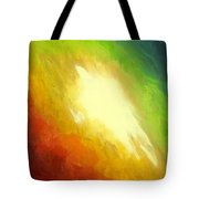 The Birth Of Conceit Tote Bag