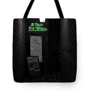 The Bistro Tote Bag