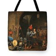 The Bivouac Tote Bag