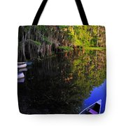 The Black Lagoon Tote Bag