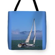 The Black Pearl Tote Bag