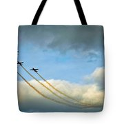 The Blades Tote Bag