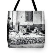 The Blind Side Tote Bag