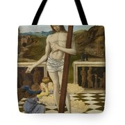 The Blood Of The Redeemer Tote Bag