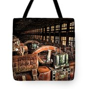 The Blower House Tote Bag