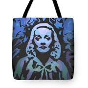 The Blue Angel  Tote Bag