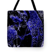 The Blue Angel Tote Bag