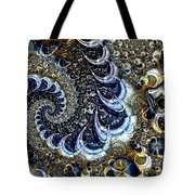 The Blue Diamonds Tote Bag