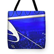 The Blue Ferry Tote Bag