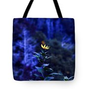 The Blue Flower Tote Bag