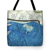 The Blue Gown, 1917  Tote Bag