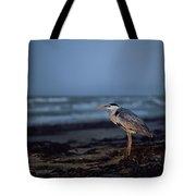 The Blue Heron Tote Bag