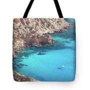 The Blue Lagoon Tote Bag