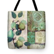 The Blue Pear Tote Bag