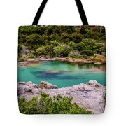 The Blue Pool Tote Bag