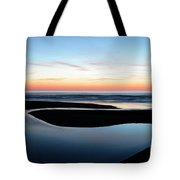 The Blue Zone California Tote Bag