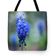 The Bluebells Of Destiny Tote Bag