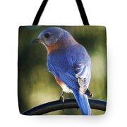 The Bluebird Tote Bag
