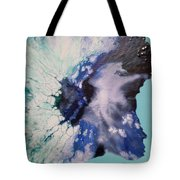 The Blues 3 Tote Bag
