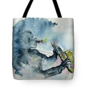 The  Blues In The Night Tote Bag