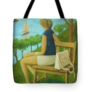 The Bluff Tote Bag