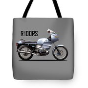 The R100rs Motorcycle 1977 Tote Bag