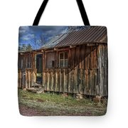The Boars Nest Tote Bag