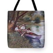 The Boating Men Tote Bag