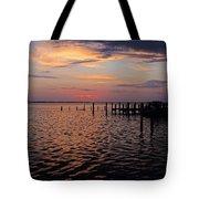 The Boatman's Banter Tote Bag