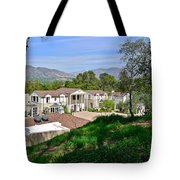The Boddy House Tote Bag