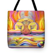 The Body Wave Tote Bag