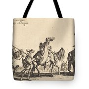 The Bohemians Marching: The Vanguard Tote Bag