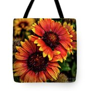 The Bold And Beautiful Pair Tote Bag