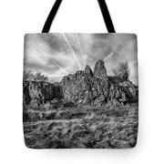 The Bomb Rocks Tote Bag