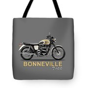 The Bonneville T100 Tote Bag