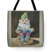 The Book Gnome Tote Bag