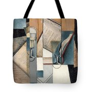 The Book Tote Bag