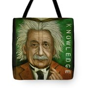 The Book Of Knowledge  Tote Bag
