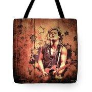 The Boss 1985 Tote Bag