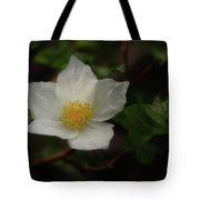 The Boulder Raspberry Flower Tote Bag
