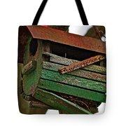 The Boulevard Of Broken Dreams Tote Bag