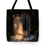 The Box Tote Bag