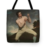 The Boxer Humphrie Tote Bag