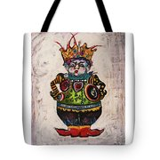 The Boy Who Would Be King Tote Bag