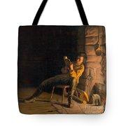 The Boyhood Of Lincoln Tote Bag