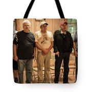 The Boys Tote Bag
